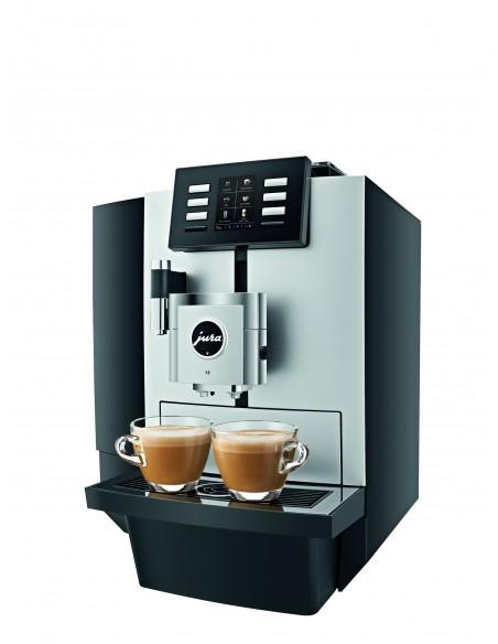 Machine à café en grain pro Jura X 8 Platine