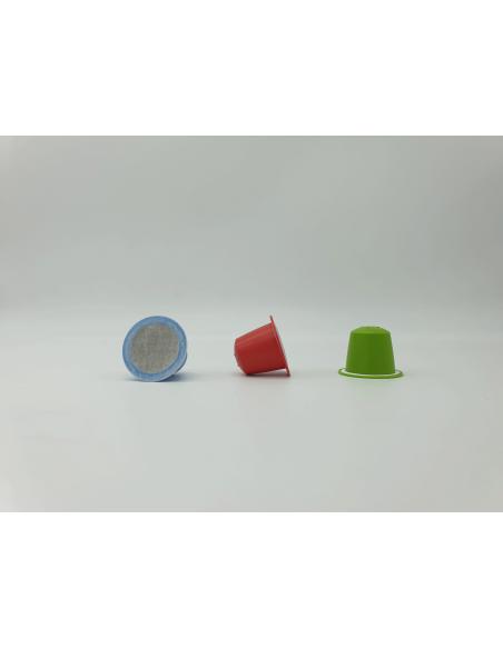 Café capsules compostables et compatibles Nespresso®